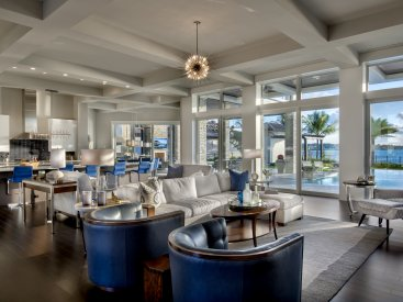 Water's Edge Living Room