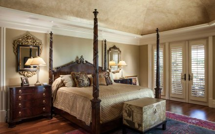 Belle Bedroom