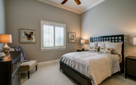 Oakmont Guest Bedroom